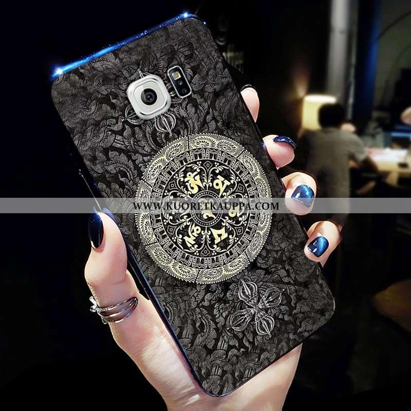 Kuori Samsung Galaxy S6, Kuoret Samsung Galaxy S6, Kotelo Samsung Galaxy S6 Silikoni Suojaus Pehmeä