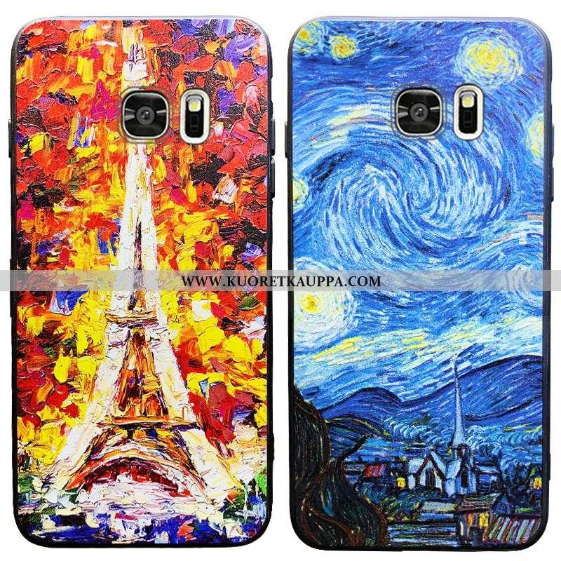 Kuori Samsung Galaxy S6, Kuoret Samsung Galaxy S6, Kotelo Samsung Galaxy S6 Suuntaus Pehmeä Neste Tä