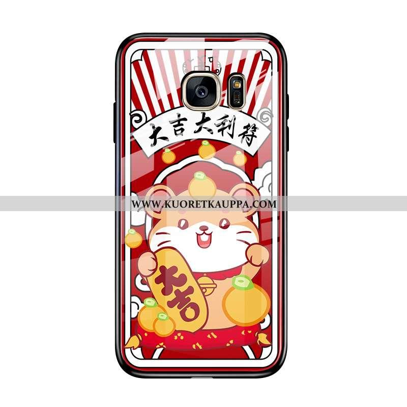 Kuori Samsung Galaxy S7, Kuoret Samsung Galaxy S7, Kotelo Samsung Galaxy S7 Ihana Suuntaus Murtumato
