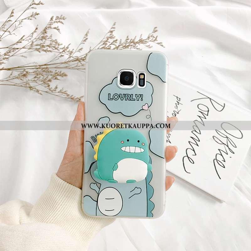 Kuori Samsung Galaxy S7, Kuoret Samsung Galaxy S7, Kotelo Samsung Galaxy S7 Luova Sarjakuva Tähti Pe