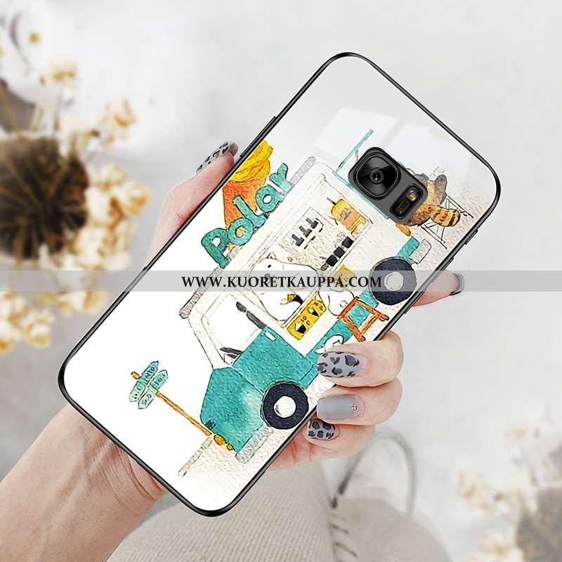Kuori Samsung Galaxy S7, Kuoret Samsung Galaxy S7, Kotelo Samsung Galaxy S7 Persoonallisuus Suojaus