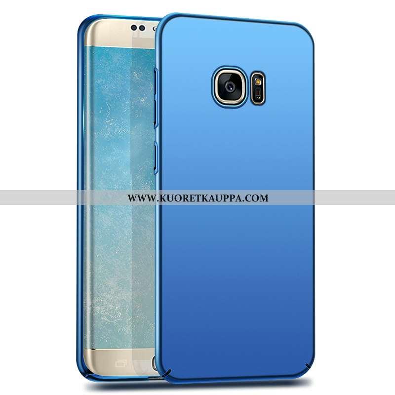 Kuori Samsung Galaxy S7, Kuoret Samsung Galaxy S7, Kotelo Samsung Galaxy S7 Pesty Suede Persoonallis