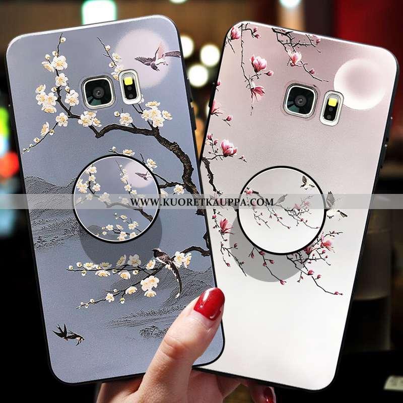 Kuori Samsung Galaxy S7, Kuoret Samsung Galaxy S7, Kotelo Samsung Galaxy S7 Pesty Suede Ultra Pehmeä