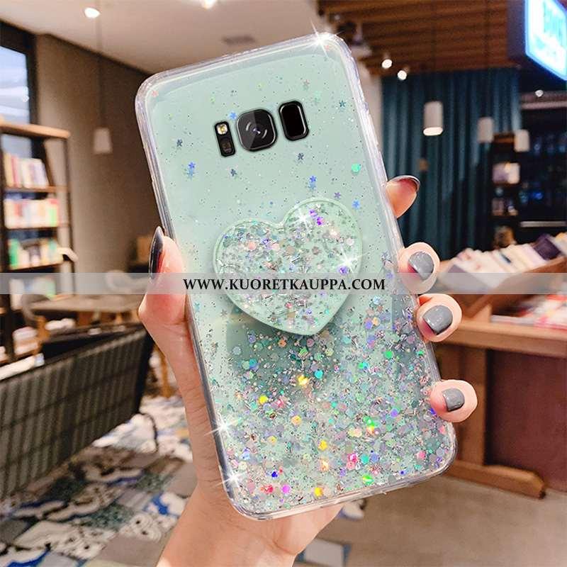 Kuori Samsung Galaxy S8, Kuoret Samsung Galaxy S8, Kotelo Samsung Galaxy S8 Läpinäkyvä Luova Rakkaus