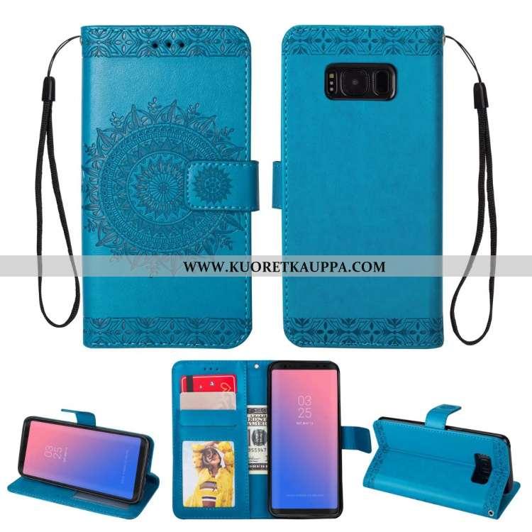 Kuori Samsung Galaxy S8, Kuoret Samsung Galaxy S8, Kotelo Samsung Galaxy S8 Nahkakuori Pehmeä Neste