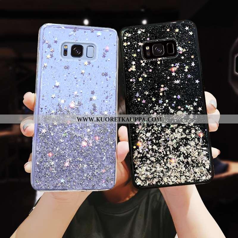Kuori Samsung Galaxy S8, Kuoret Samsung Galaxy S8, Kotelo Samsung Galaxy S8 Pehmeä Neste Silikoni Al