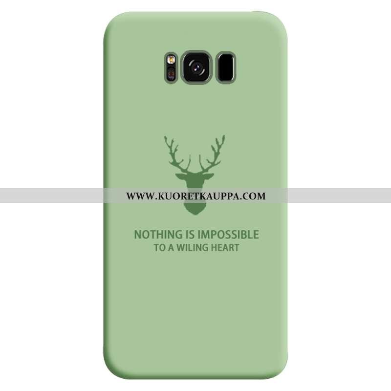 Kuori Samsung Galaxy S8+, Kuoret Samsung Galaxy S8+, Kotelo Samsung Galaxy S8+ Pehmeä Neste Silikoni