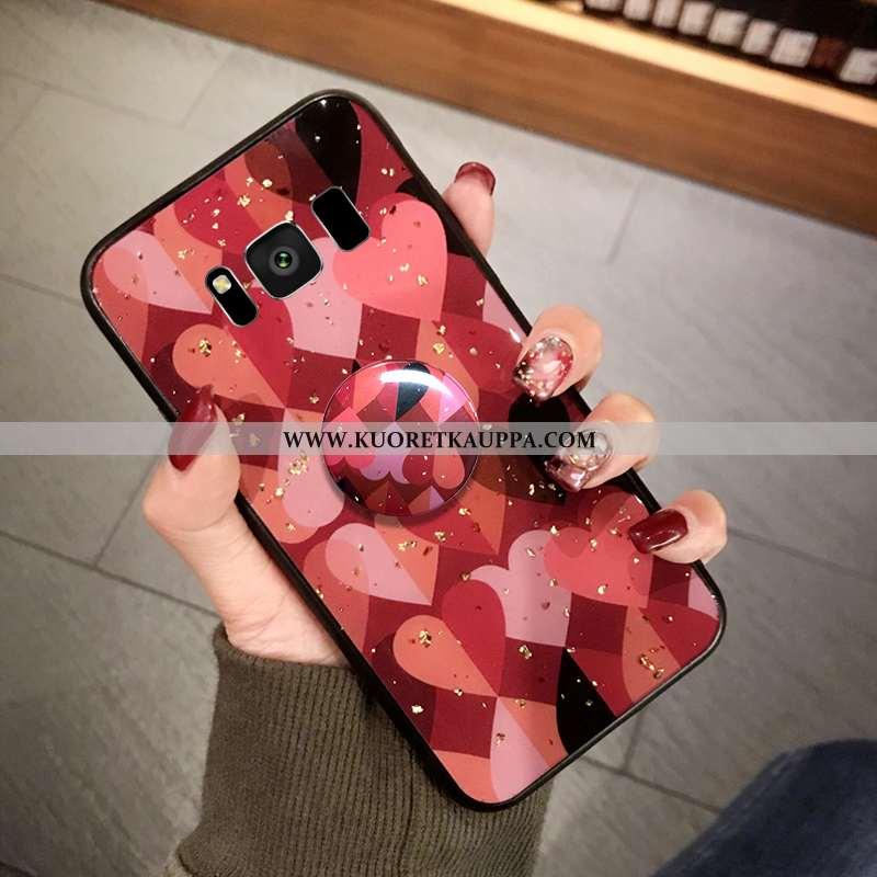 Kuori Samsung Galaxy S8, Kuoret Samsung Galaxy S8, Kotelo Samsung Galaxy S8 Pehmeä Neste Suojaus Pun
