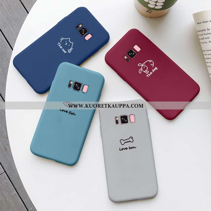 Kuori Samsung Galaxy S8, Kuoret Samsung Galaxy S8, Kotelo Samsung Galaxy S8 Persoonallisuus Luova Ih