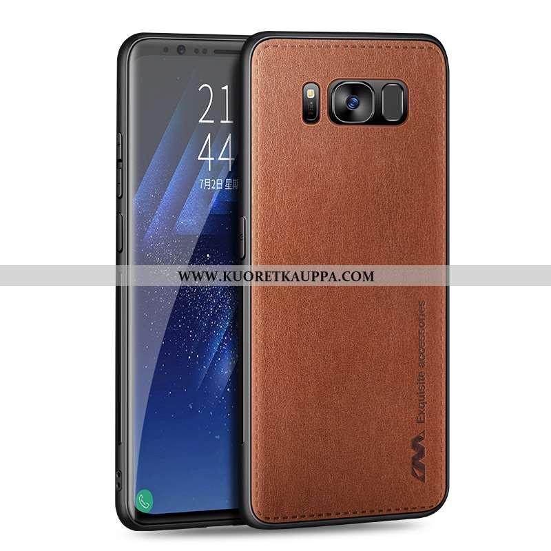 Kuori Samsung Galaxy S8, Kuoret Samsung Galaxy S8, Kotelo Samsung Galaxy S8 Suojaus Nahkakuori Liike