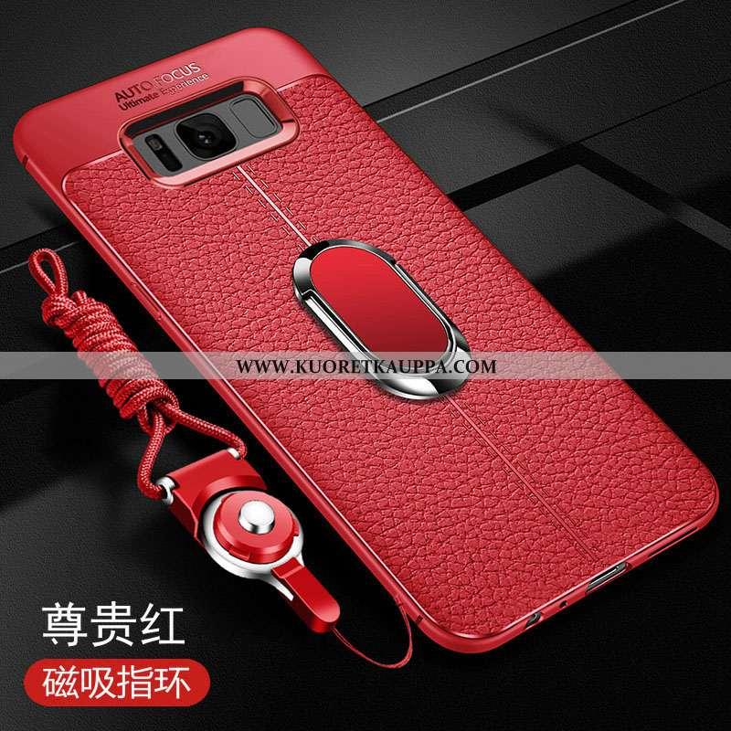 Kuori Samsung Galaxy S8, Kuoret Samsung Galaxy S8, Kotelo Samsung Galaxy S8 Suojaus Nahkakuori Murtu