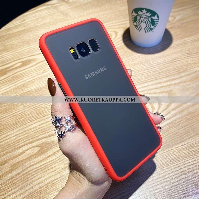 Kuori Samsung Galaxy S8+, Kuoret Samsung Galaxy S8+, Kotelo Samsung Galaxy S8+ Suojaus Pesty Suede T
