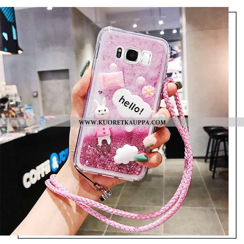 Kuori Samsung Galaxy S8+, Kuoret Samsung Galaxy S8+, Kotelo Samsung Galaxy S8+ Suuntaus Pehmeä Neste