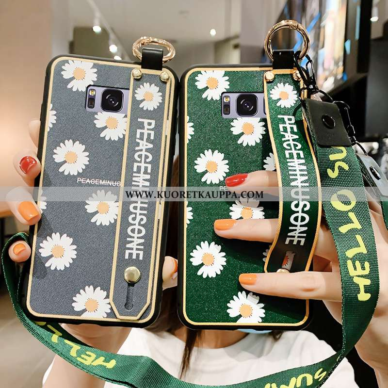 Kuori Samsung Galaxy S8, Kuoret Samsung Galaxy S8, Kotelo Samsung Galaxy S8 Suuntaus Silikoni Luova