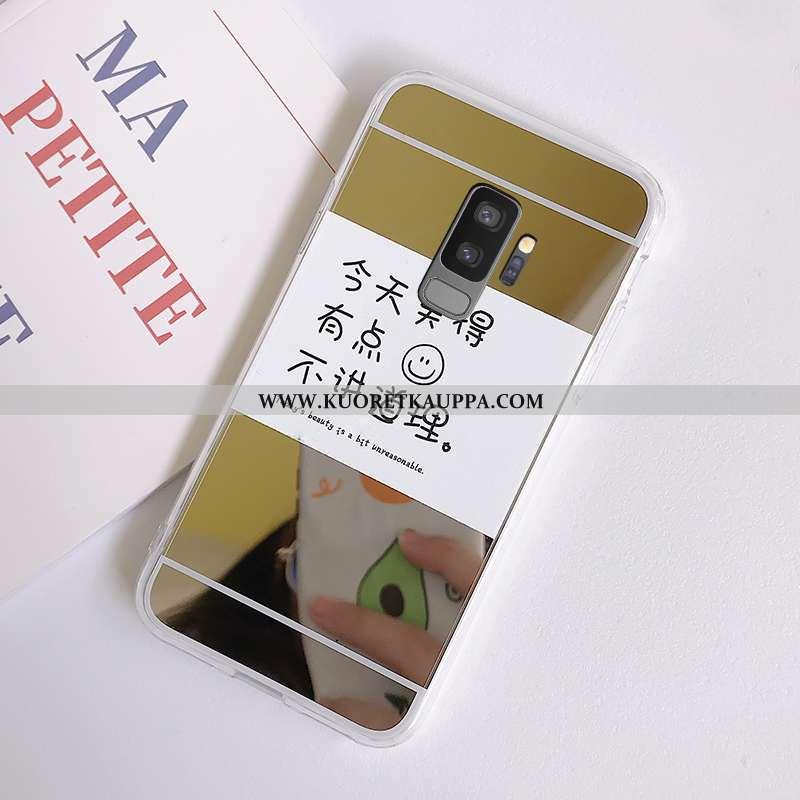 Kuori Samsung Galaxy S9+, Kuoret Samsung Galaxy S9+, Kotelo Samsung Galaxy S9+ Luova Pehmeä Neste Tu