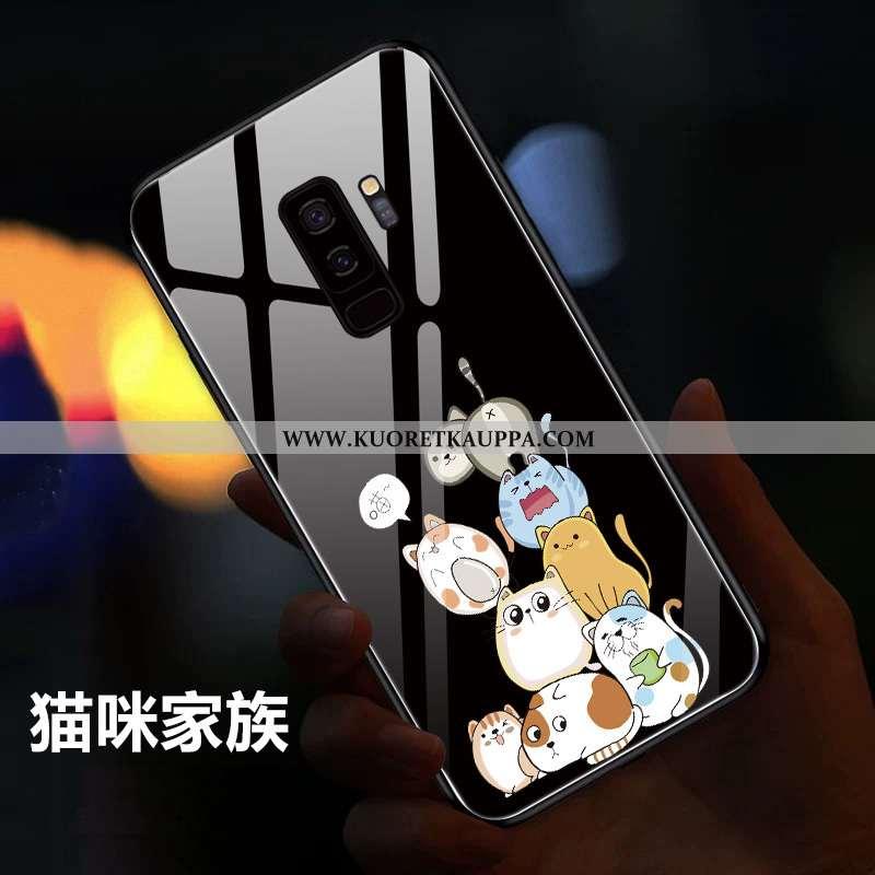 Kuori Samsung Galaxy S9+, Kuoret Samsung Galaxy S9+, Kotelo Samsung Galaxy S9+ Luova Suuntaus Suojau
