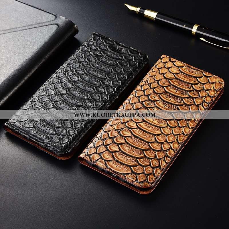 Kuori Samsung Galaxy S9+, Kuoret Samsung Galaxy S9+, Kotelo Samsung Galaxy S9+ Nahkakuori Aito Nahka