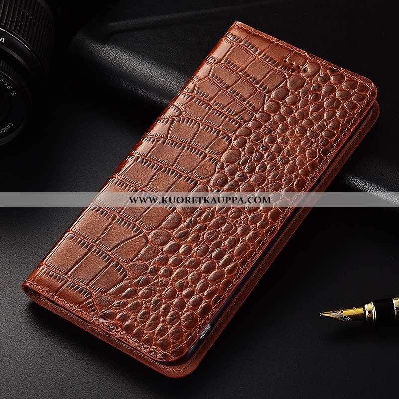 Kuori Samsung Galaxy S9, Kuoret Samsung Galaxy S9, Kotelo Samsung Galaxy S9 Nahkakuori Aito Nahka Su