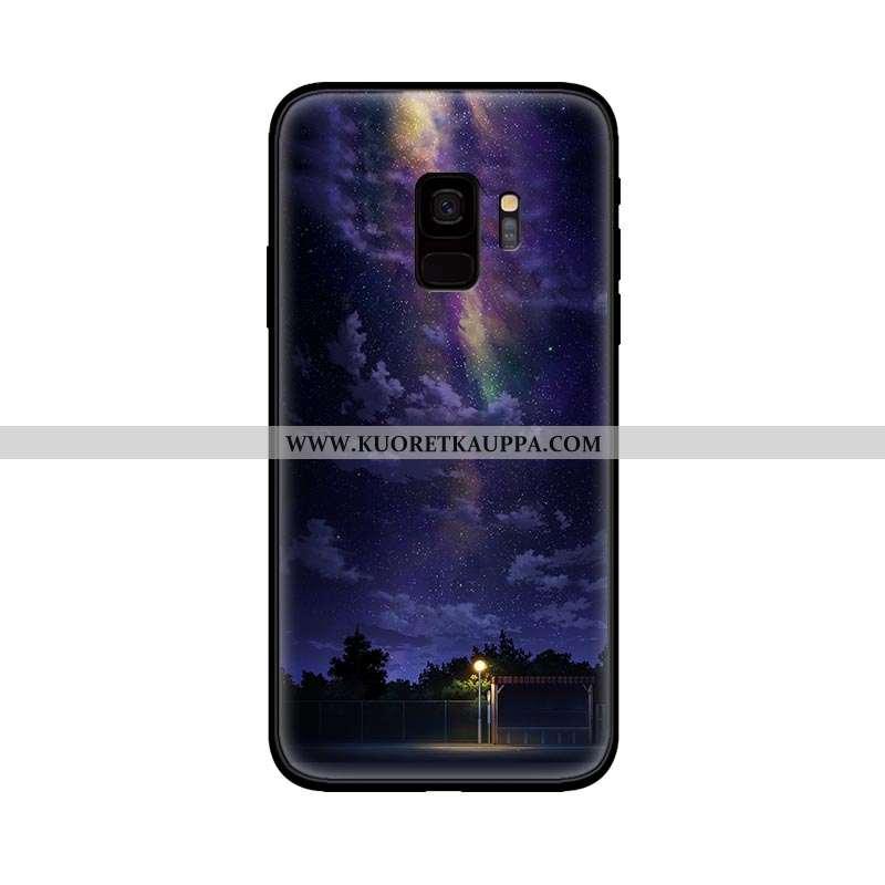 Kuori Samsung Galaxy S9, Kuoret Samsung Galaxy S9, Kotelo Samsung Galaxy S9 Pehmeä Neste Silikoni Mu
