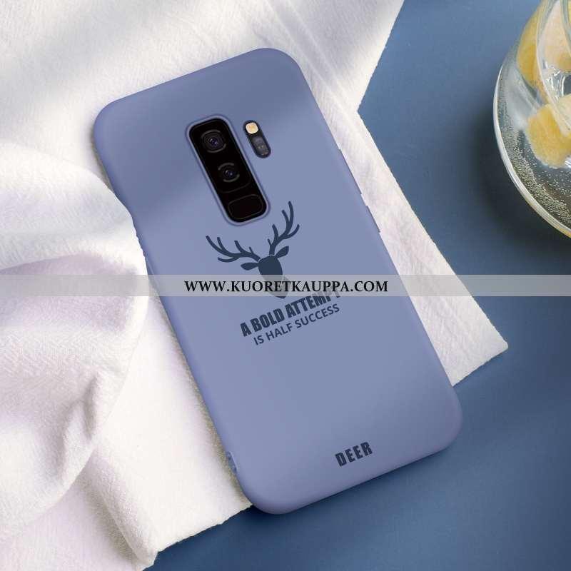 Kuori Samsung Galaxy S9+, Kuoret Samsung Galaxy S9+, Kotelo Samsung Galaxy S9+ Persoonallisuus Luova