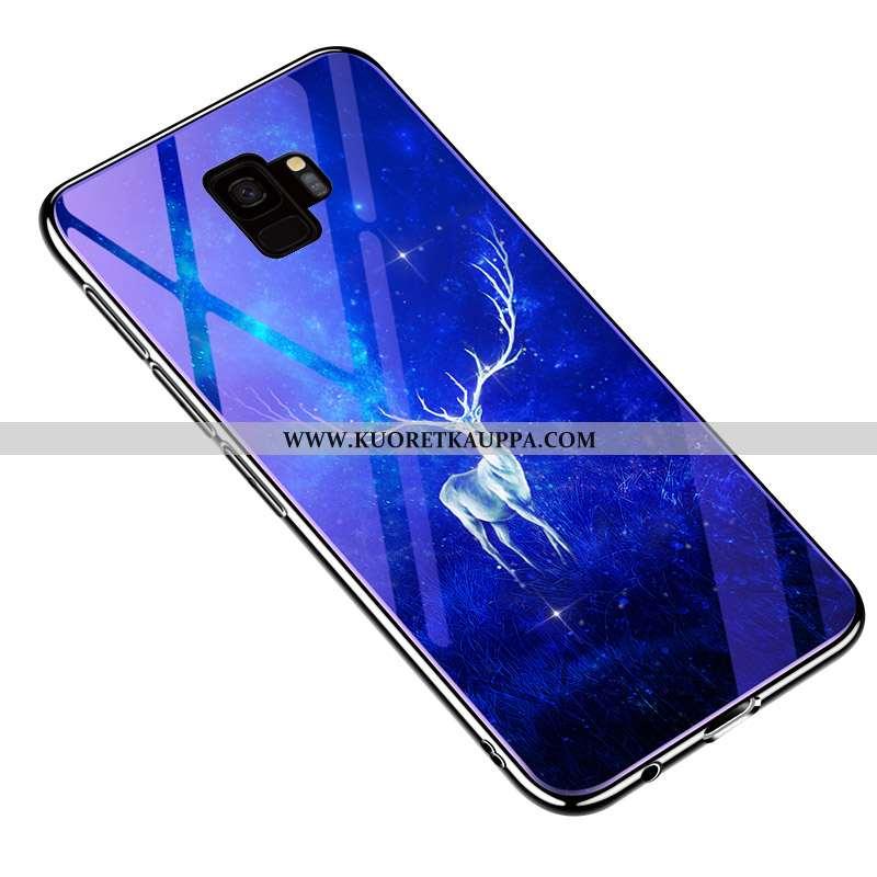 Kuori Samsung Galaxy S9, Kuoret Samsung Galaxy S9, Kotelo Samsung Galaxy S9 Persoonallisuus Luova Tä