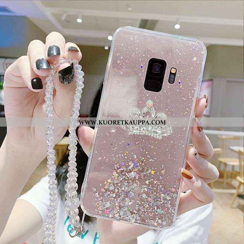 Kuori Samsung Galaxy S9, Kuoret Samsung Galaxy S9, Kotelo Samsung Galaxy S9 Ripustettavat Koristeet