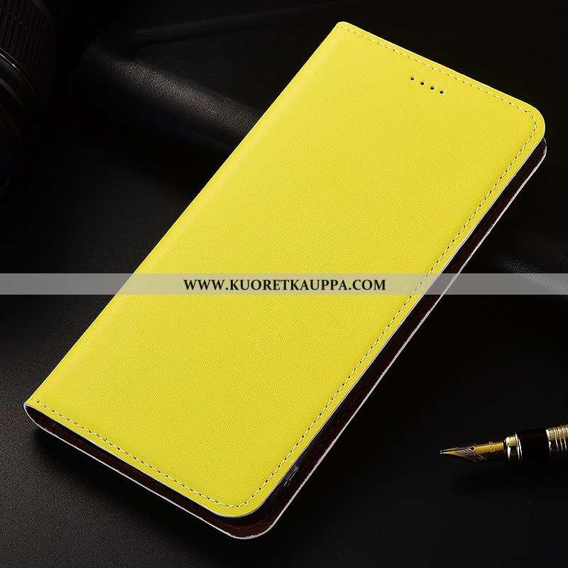 Kuori Samsung Galaxy S9, Kuoret Samsung Galaxy S9, Kotelo Samsung Galaxy S9 Suojaus Nahkakuori Murtu