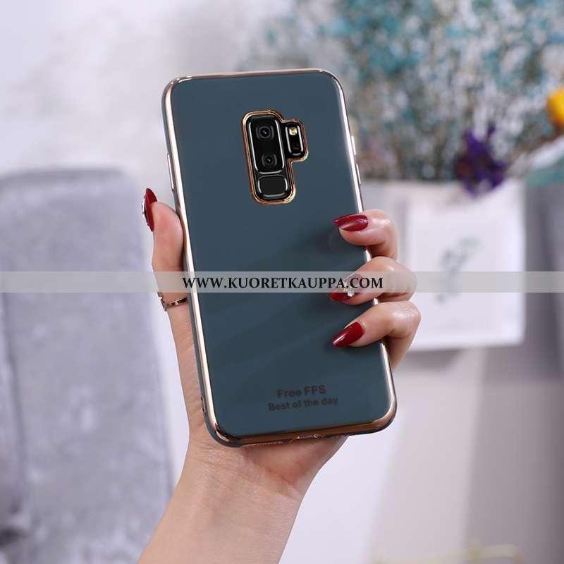 Kuori Samsung Galaxy S9+, Kuoret Samsung Galaxy S9+, Kotelo Samsung Galaxy S9+ Suojaus Suuntaus Lehm