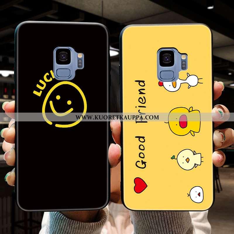 Kuori Samsung Galaxy S9, Kuoret Samsung Galaxy S9, Kotelo Samsung Galaxy S9 Suuntaus Pehmeä Neste Mu