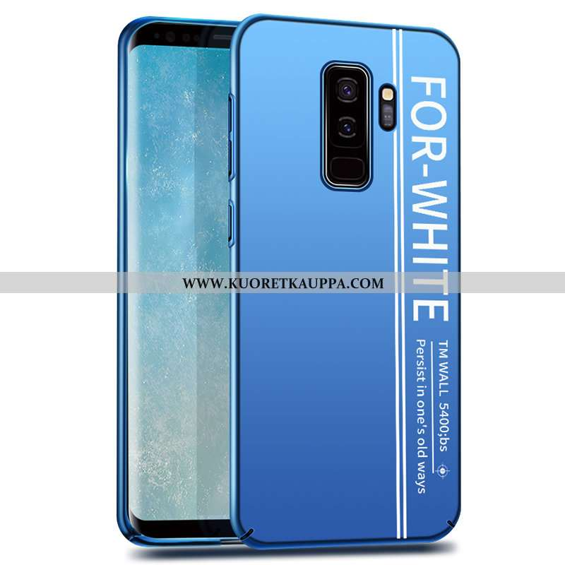 Kuori Samsung Galaxy S9+, Kuoret Samsung Galaxy S9+, Kotelo Samsung Galaxy S9+ Suuntaus Ultra Luova