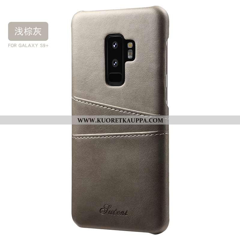 Kuori Samsung Galaxy S9+, Kuoret Samsung Galaxy S9+, Kotelo Samsung Galaxy S9+ Suuntaus Ultra Takaka
