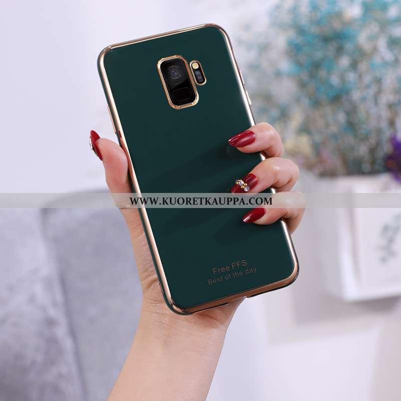Kuori Samsung Galaxy S9, Kuoret Samsung Galaxy S9, Kotelo Samsung Galaxy S9 Ultra Pehmeä Neste Silik