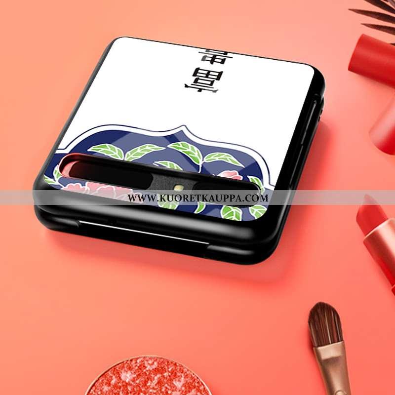 Kuori Samsung Z Flip, Kuoret Samsung Z Flip, Kotelo Samsung Z Flip Silikoni Suojaus Murtumaton Muoka