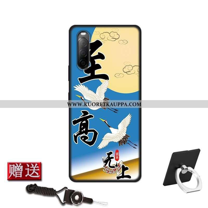Kuori Sony Xperia 10 Ii, Kuoret Sony Xperia 10 Ii, Kotelo Sony Xperia 10 Ii Silikoni Suojaus Muokata