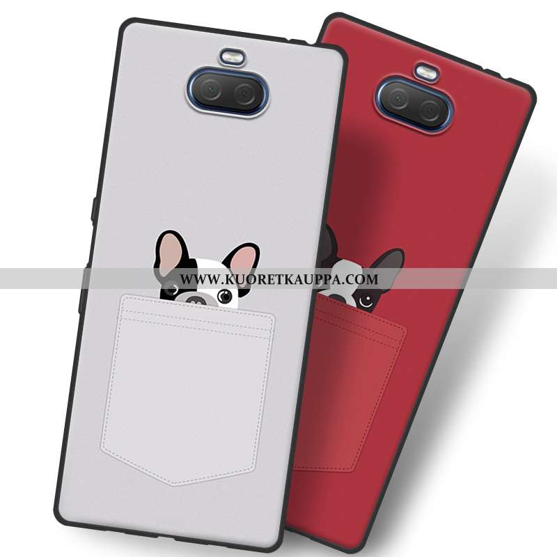 Kuori Sony Xperia 10 Plus, Kuoret Sony Xperia 10 Plus, Kotelo Sony Xperia 10 Plus Persoonallisuus Sa