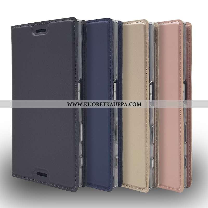 Kuori Sony Xperia L2, Kuoret Sony Xperia L2, Kotelo Sony Xperia L2 Nahkakuori Ultra Uusi Suojaus Puh
