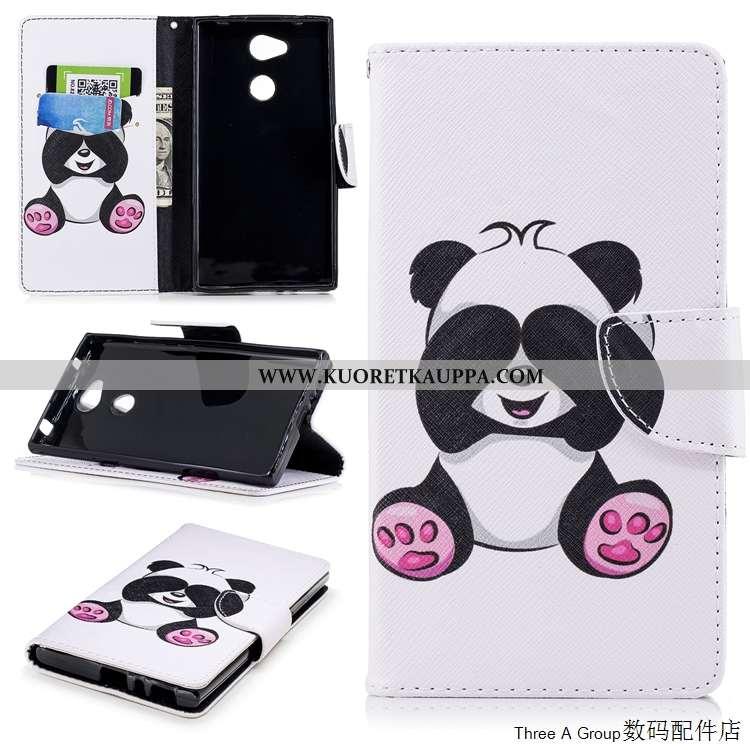 Kuori Sony Xperia L2, Kuoret Sony Xperia L2, Kotelo Sony Xperia L2 Suojaus Nahkakuori Puhelimen All
