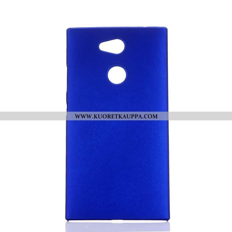 Kuori Sony Xperia L2, Kuoret Sony Xperia L2, Kotelo Sony Xperia L2 Suojaus Pesty Suede Näytönsuojus