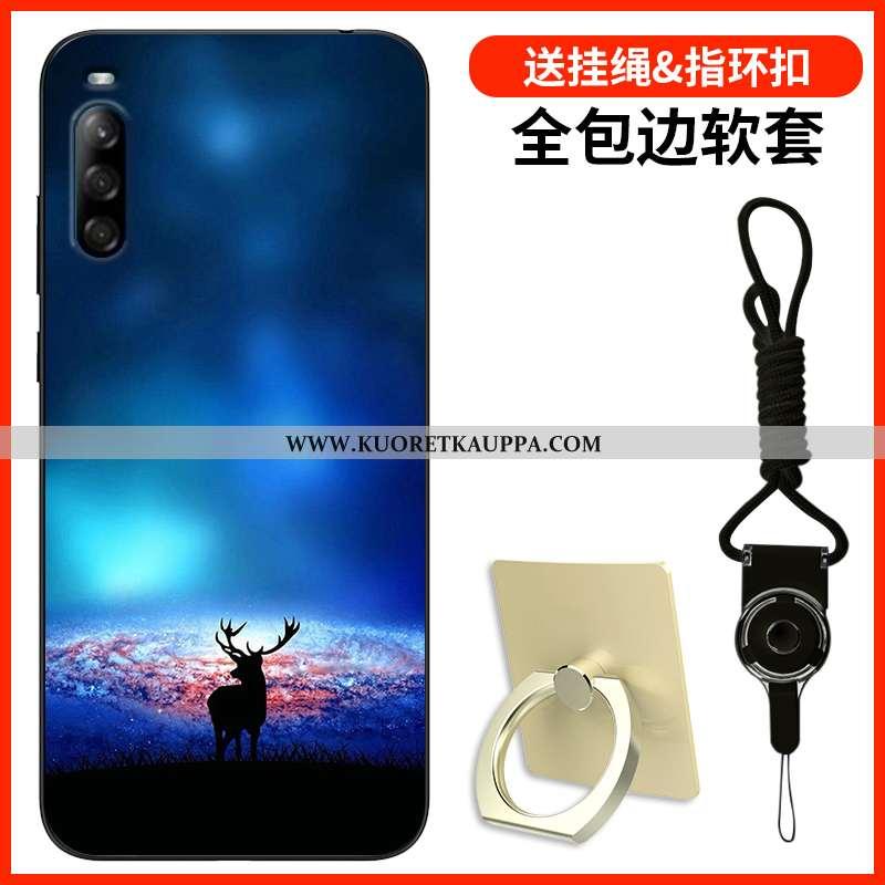 Kuori Sony Xperia L4, Kuoret Sony Xperia L4, Kotelo Sony Xperia L4 Suojaus Persoonallisuus Puhelimen