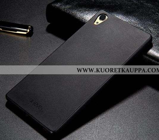 Kuori Sony Xperia Xa Ultra, Kuoret Sony Xperia Xa Ultra, Kotelo Sony Xperia Xa Ultra Murtumaton Must