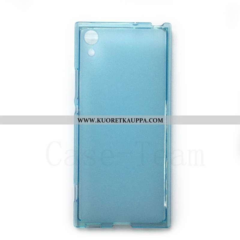 Kuori Sony Xperia Xa1, Kuoret Sony Xperia Xa1, Kotelo Sony Xperia Xa1 Suojaus Sininen Puhelimen