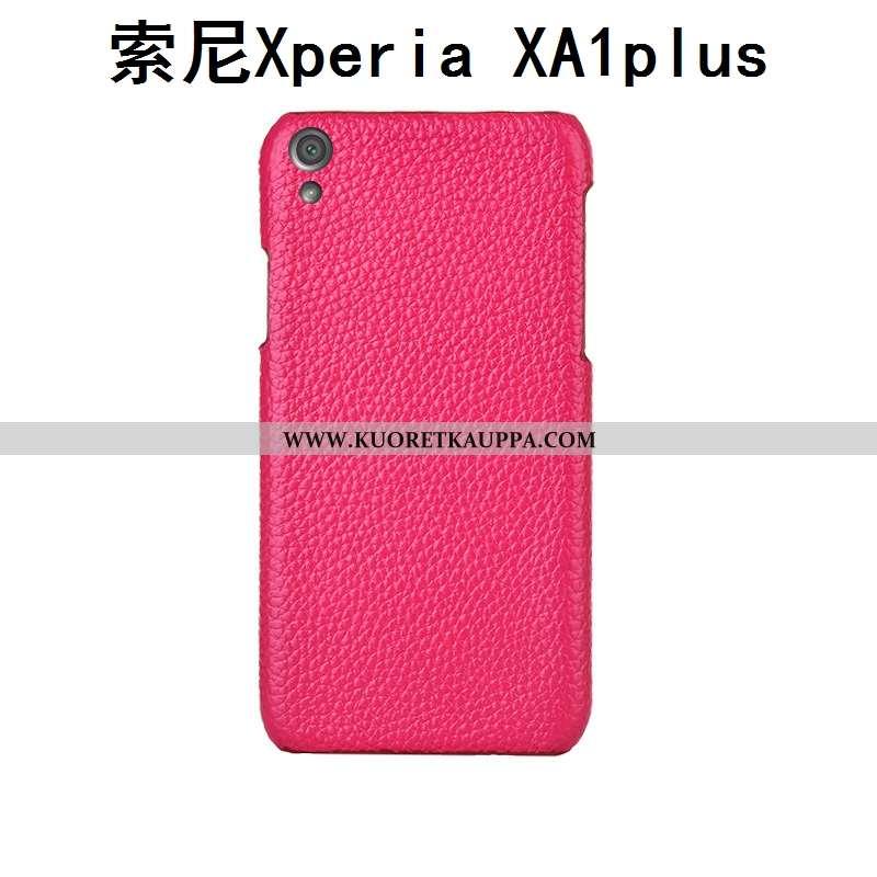 Kuori Sony Xperia Xa1 Plus, Kuoret Sony Xperia Xa1 Plus, Kotelo Sony Xperia Xa1 Plus Luova Aito Nahk