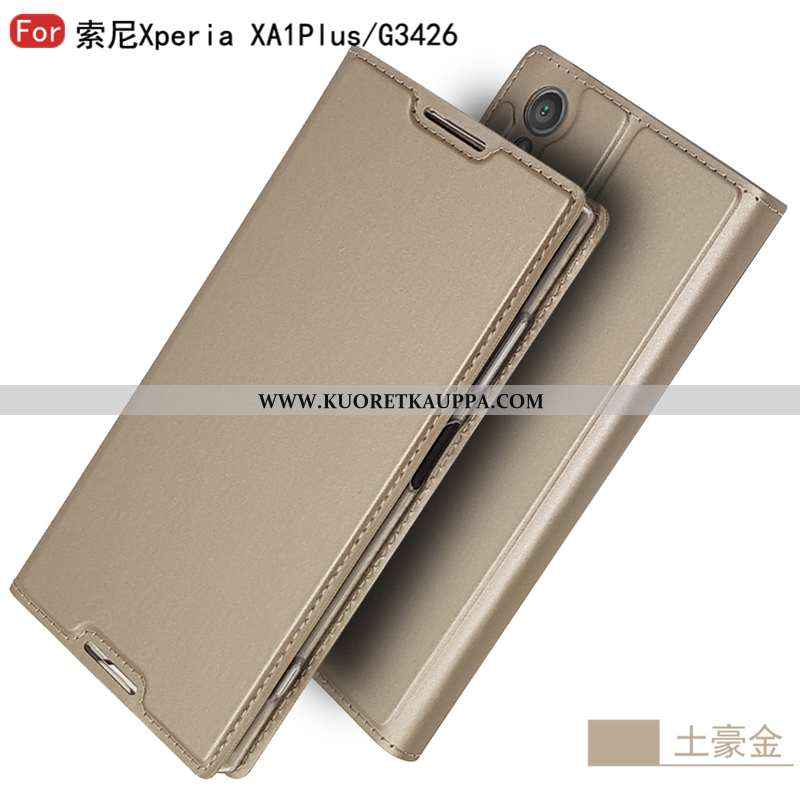 Kuori Sony Xperia Xa1 Plus, Kuoret Sony Xperia Xa1 Plus, Kotelo Sony Xperia Xa1 Plus Nahkakuori Tila