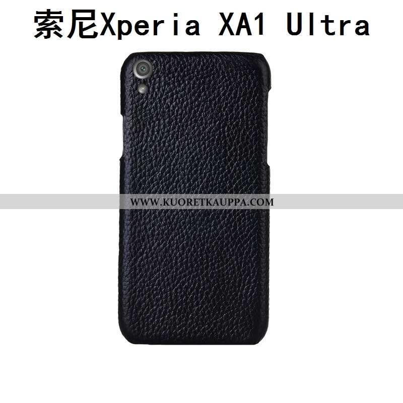 Kuori Sony Xperia Xa1 Ultra, Kuoret Sony Xperia Xa1 Ultra, Kotelo Sony Xperia Xa1 Ultra Aito Nahka S