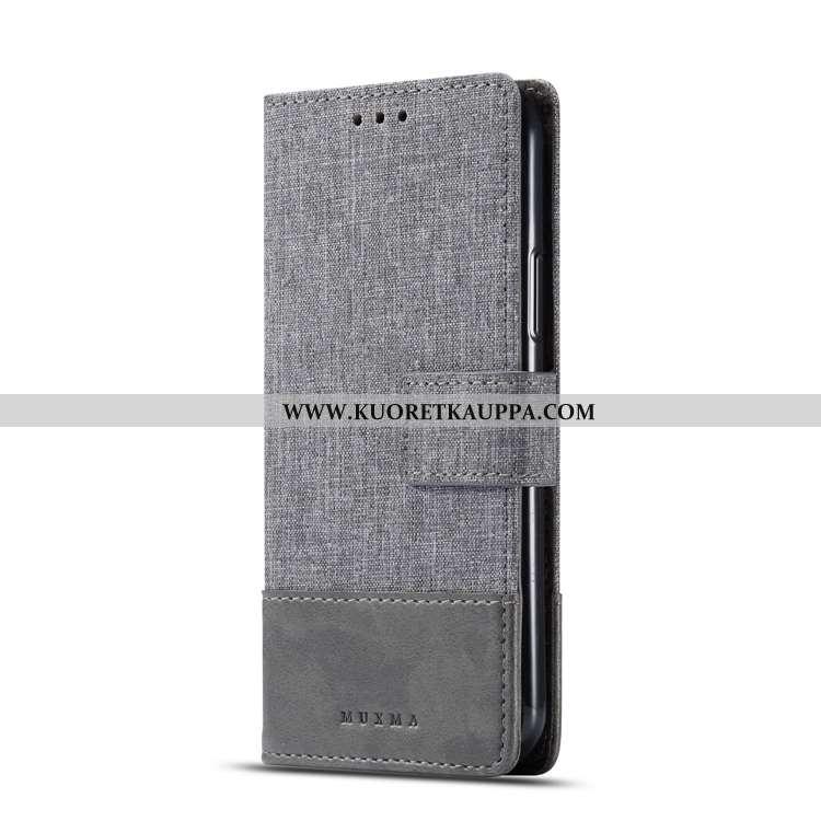 Kuori Sony Xperia Xa2, Kuoret Sony Xperia Xa2, Kotelo Sony Xperia Xa2 Suojaus Nahkakuori Pehmeä Nest