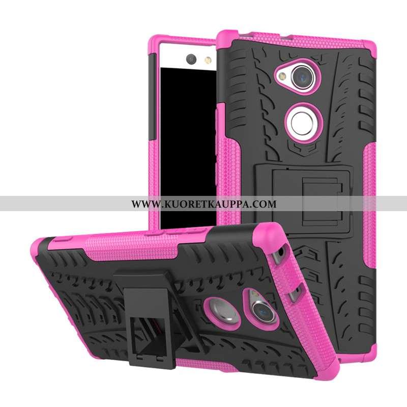 Kuori Sony Xperia Xa2, Kuoret Sony Xperia Xa2, Kotelo Sony Xperia Xa2 Suojaus Puhelimen Tuki Pinkki