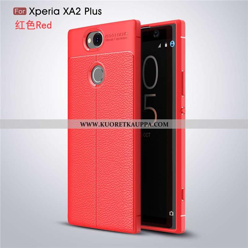 Kuori Sony Xperia Xa2 Plus, Kuoret Sony Xperia Xa2 Plus, Kotelo Sony Xperia Xa2 Plus Kukkakuvio Suun