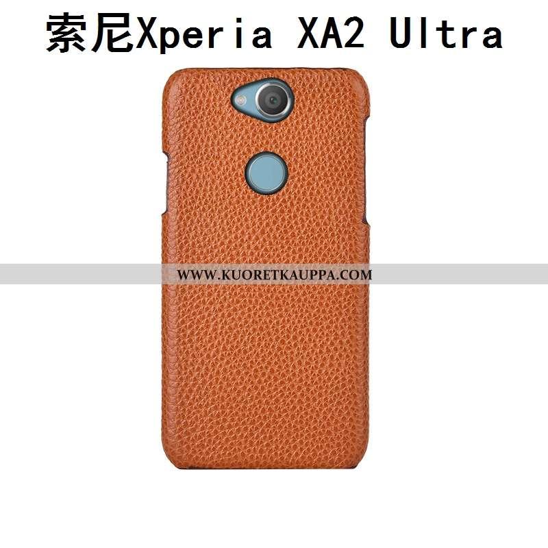 Kuori Sony Xperia Xa2 Ultra, Kuoret Sony Xperia Xa2 Ultra, Kotelo Sony Xperia Xa2 Ultra Aito Nahka N
