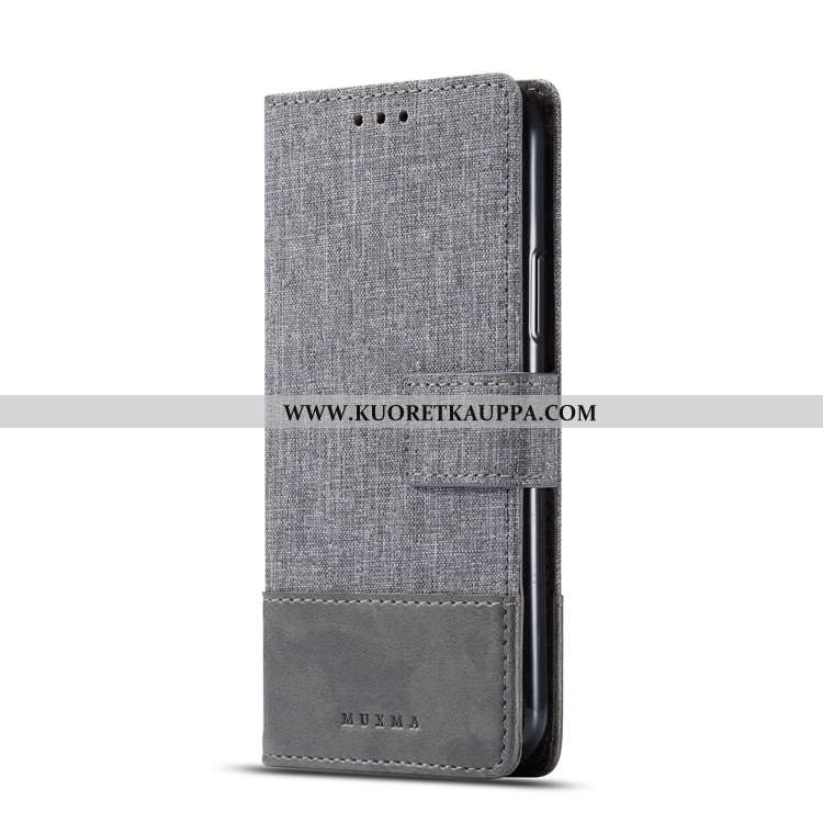 Kuori Sony Xperia Xa2 Ultra, Kuoret Sony Xperia Xa2 Ultra, Kotelo Sony Xperia Xa2 Ultra Nahkakuori K