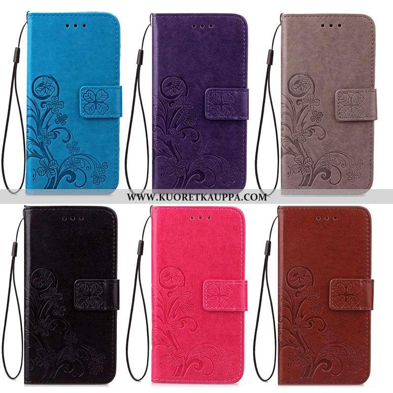 Kuori Sony Xperia Xa2 Ultra, Kuoret Sony Xperia Xa2 Ultra, Kotelo Sony Xperia Xa2 Ultra Nahkakuori P